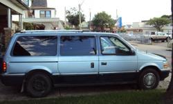 1991 Plymouth Voyager Minivan