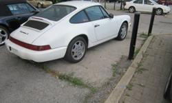 1991 Porsche 964 C-2 Coupe