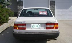 1991 Volvo 940 Turbo Sedan