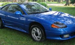 1992 Dodge Stealth RT Coupe