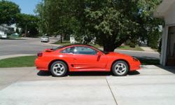 1992 Dodge Stealth R/T twin turbo Coupe