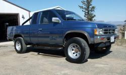 1992 Nissan Other Pickups SE v6 4x4 Pickup Truck