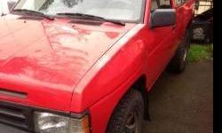 1992 Nissan Pathfinder Auto
