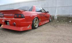 1992 Nissan Skyline gts-t hnr32