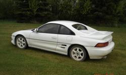 1992 Toyota MR2 GT-S TURBO