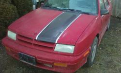 1993 Dodge Shadow Hatchback