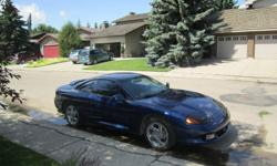 1993 Dodge Stealth R/T Twin Turbo Coupe
