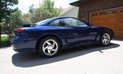 1993 Dodge Stealth RT Twin Turbo Coupe