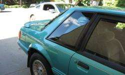1993 Ford Mustang turbo coupe