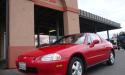 1993 Honda Del Sol Si Convertible - Price reduced