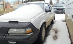 1993 Pontiac Sunbird Coupe
