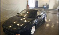 1993 Toyota MR2 Coupe Right Hand Drive