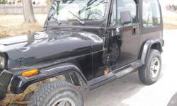 1994 Jeep Wrangler yj Convertible