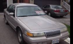1994 Mercury Marquis Sedan