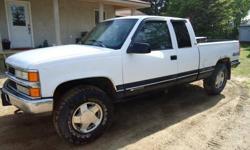 1995 Chevrolet 2500 6.5L Turbo 4x4 Diesel