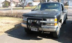 1995 Chevrolet K1500 4x4 for
