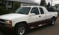 1995 Chevrolet Silverado 2500 6.5 Turbo
