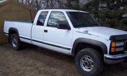 1995 Chevrolet Silverado 2500 Pickup Truck 6.5 Turbo Diesel