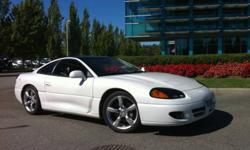 1995 Dodge Stealth RT Twin Turbo Coupe - 6sp - MINT - LOW LOW KM