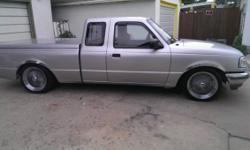 1995 ford ranger lowrider