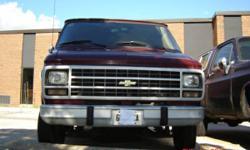 1995 GMC Van or Camper