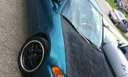 1995 HONDA CIVIC DX COUPE AUTOMATIC