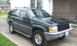 1995 Jeep Grand Cherokee SUV