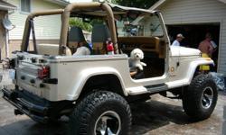 1995 Jeep TJ Convertible