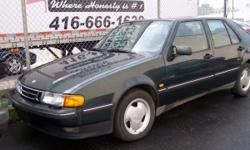 1995 Saab 9000 CS