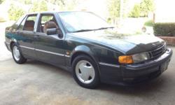 1995 SAAB 9000 V6 5dr *NEW TIRES/TIMING BELT/SERVICE HISTORY**