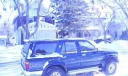 1995 Toyota 4Runner Sequioa SUV