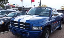 1996 Dodge Power Ram 1500 Laramie SLT Pickup Truck