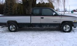 1996 Dodge Power Ram 1500 Larime SLT Pickup Truck
