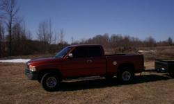 1996 Dodge Power Ram 1500 Pickup Truck 4X4
