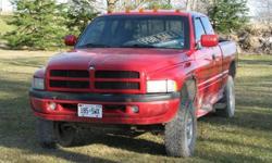 1996 Dodge Power Ram 1500 Pickup Truck