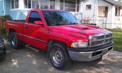 1996 Dodge Power Ram 1500 shortbox Pickup Truck