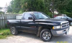 1996 Dodge Power Ram 1500 Sport Pickup Truck