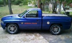 1996 Dodge Ram 1500 Indianapolis Edition
