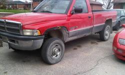 1996 Dodge Ram 2500 Pickup Truck
