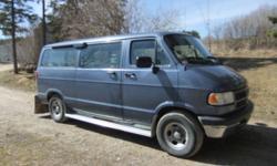 1996 Dodge Ram Van Minivan