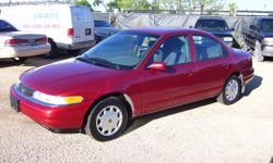 1996 Mercury Mystique GS Sedan
