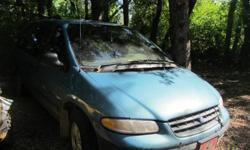 1996 Plymouth Voyager Minivan