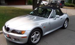 1997 BMW Z3 1.9L Convertible