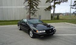 1997 Cadillac STS Seville Sedan