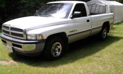 1997 Dodge Power Ram 1500 Pickup Truck
