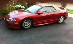 1997 Mitsubishi Eclipse GS Spyder