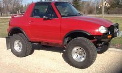 1997 Suzuki x90 4x4