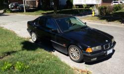 1998 328 BMW