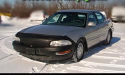 1998 Buick Park Avenue - Safetied