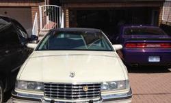 1998 Cadillac SLS Model